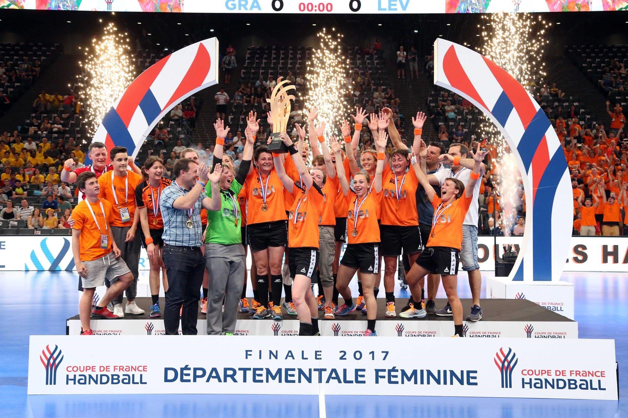 Ev nements douvres handball club - Coupe de france feminine handball ...